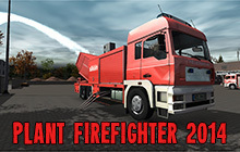 Plant Firefighter Simulator 2014 Badge