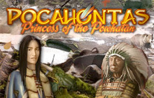Pocahontas: Princess of the Powhatan Badge