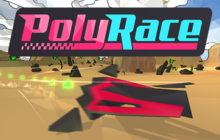 PolyRace Badge