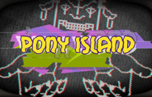 Pony Island Badge
