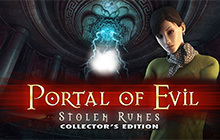 Portal of Evil - Stolen Runes Collector's Edition Badge