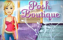 Posh Boutique Badge
