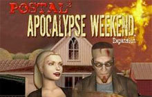 Postal 2: Apocalypse Weekend Badge
