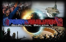 Power & Revolution - Geopolitical Simulator 4 Badge