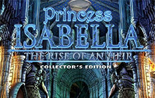Princess Isabella: The Rise Of An Heir Collector's Edition Badge
