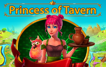 Princess of Tavern Collector's Edition Badge