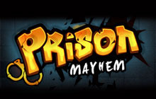 Prison Mayhem Badge