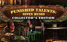 Punished Talents: Seven Muses Collector's Edition Badge