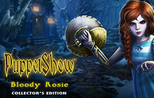 PuppetShow: Bloody Rosie Collector's Edition Badge
