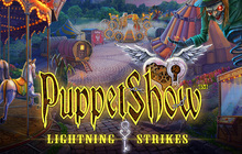 PuppetShow: Lightning Strikes Badge