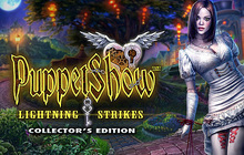 PuppetShow: Lightning Strikes Collector's Edition Badge