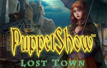 PuppetShow: Lost Town Collector's Edition Badge