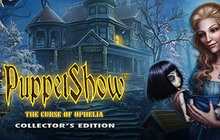 PuppetShow: The Curse of Ophelia Collector's Edition Badge