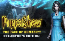 PuppetShow: The Face of Humanity Collector's Edition Badge