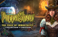 PuppetShow™: The Price of Immortality Collector's Edition Badge
