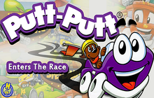 Putt-Putt® Enters the Race Badge