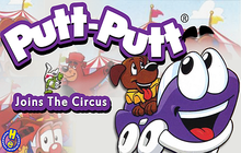 Putt-Putt® Joins the Circus Badge