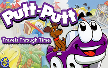 Putt-Putt® Travels Through Time Badge