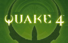 QUAKE 4 Badge