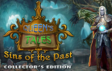 Queen's Tales: Sins of the Past Collector's Edition Badge
