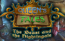 Queen's Tales: The Beast and the Nightingale Badge