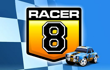 Racer 8 Badge