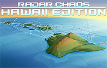 Radar Chaos Hawaii Edition Badge