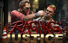 Raging Justice Badge