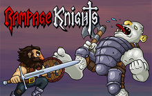 Rampage Knights Badge