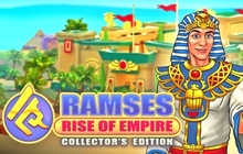 Ramses: Rise Of Empire Collector's Edition Badge