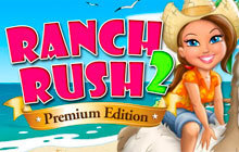 Ranch Rush 2: Premium Edition Badge