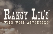Rangy Lil's Wild West Adventure Badge