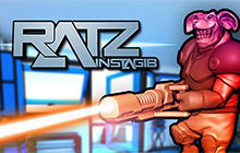 Ratz Instagib Badge