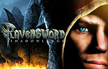 Ravensword: Shadowlands Badge