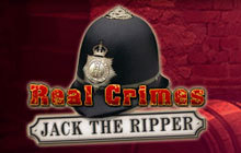 Real Crimes: Jack the Ripper Badge