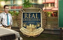Real Detectives: Murder in Miami Badge
