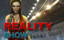 Reality Show: Fatal Shot Badge