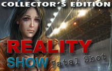 Reality Show: Fatal Shot Collector's Edition Badge