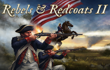 Rebels and Redcoats II Badge
