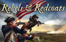 Rebels & Redcoats Badge