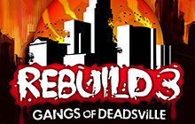 Rebuild 3: Gangs of Deadsville Badge