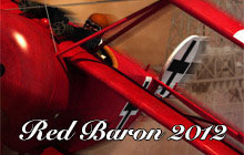 Red Baron 2012 Badge