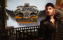 Red Johnson's Chronicles Badge