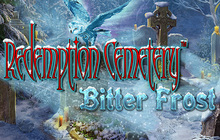 Redemption Cemetery: Bitter Frost Badge