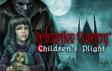 Redemption Cemetery: Children's Plight Collector's Edition Badge