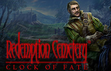 Redemption Cemetery: Clock of Fate Badge