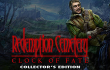 Redemption Cemetery: Clock of Fate Collector's Edition Badge