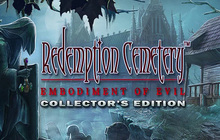 Redemption Cemetery: Embodiment of Evil Collector's Edition Badge
