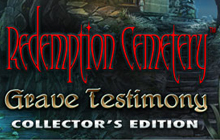 Redemption Cemetery: Grave Testimony Collector's Edition Badge