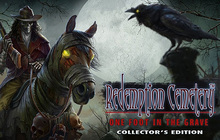 Redemption Cemetery: One Foot in the Grave Collector's Edition Badge
